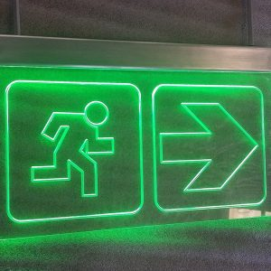 Fire Exit Signs  - 072016SPS FireExit012 300x300