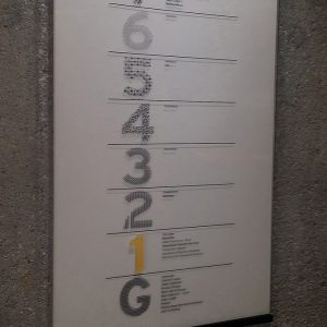 Directional Signs & Wayfinding Signage  - 072016SPSEY030 300x300