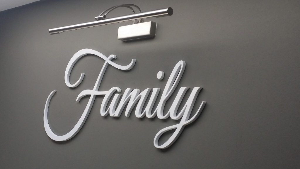 Our Work | Signage Production Studio | X
