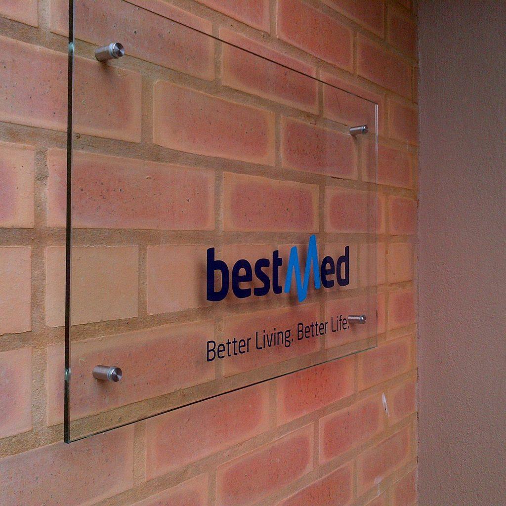 Best Med | Signage Production Studio | SPS BestMed x